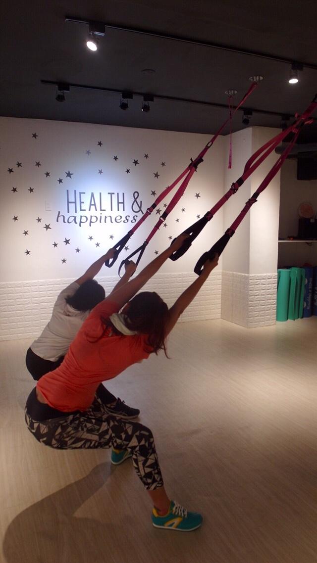 【永和健身】康樂股長:甩油瘦身、改善體態,體驗TRX課程