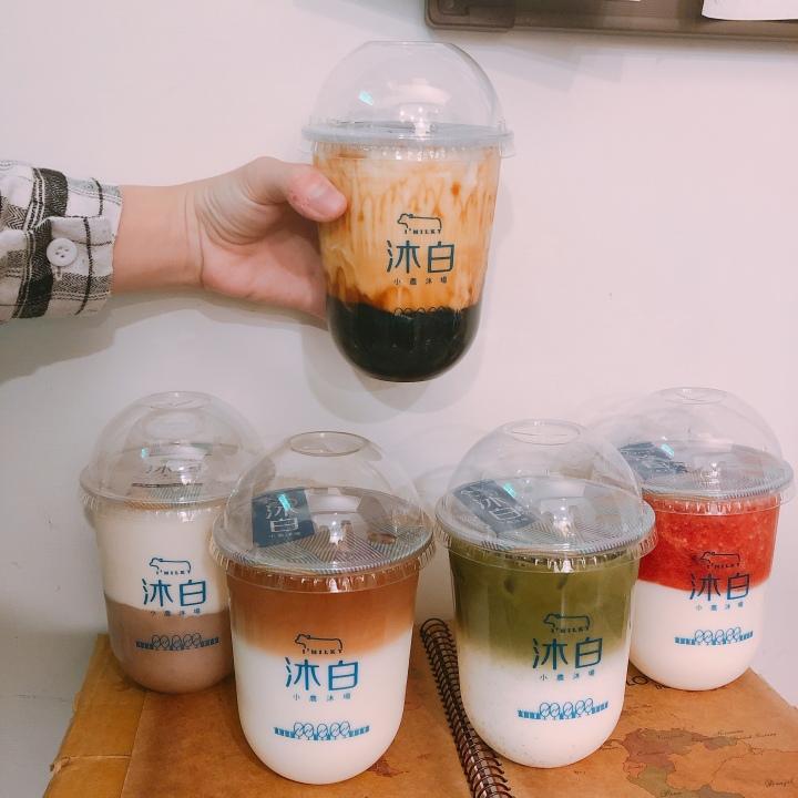 【飲品推薦|中正紀念堂站、沐白小農中正南門店,醇厚的鮮奶,欲罷不能的黑糖珍珠鮮奶!