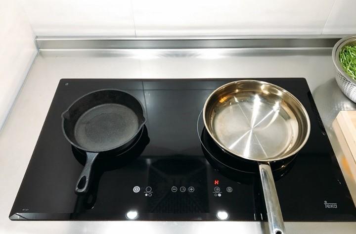 TEKA感應爐:十五分鐘輕鬆上菜,家常簡單料理的好幫手!