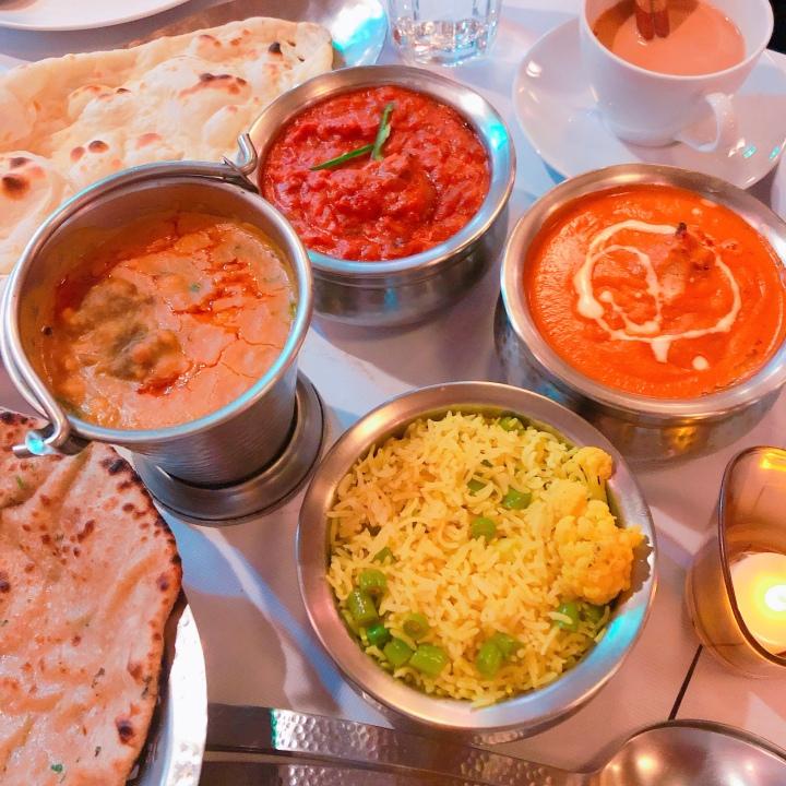 【台北餐廳】巴雷巴雷印度餐廳,難以抗拒的獨特風味異國料理!