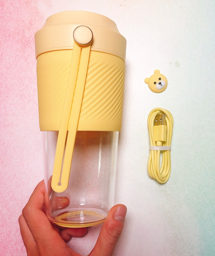 【好物推薦】FUN GOODY發現好物|義大利🇮🇹ALL-JOINT 無線隨行果汁杯!