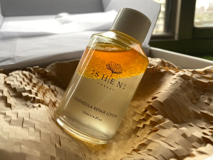 【保養|推薦】森美肌:金盞花舒緩調理潤膚水,純粹自然、安撫乾燥肌膚的化妝水